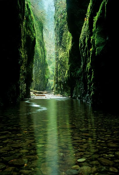 Emerald Gorge, Oregon |Field Trip