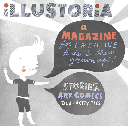 Inside Illustoria | Field Trip