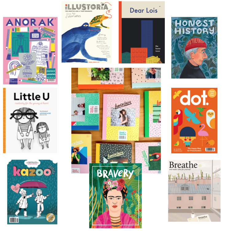 Read: 10 Art and Design Magazines for Kids on Field Trip